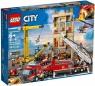 Lego City: Straż pożarna w śródmieściu (60216)Wiek: 6+
