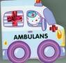 Ambulans. Wspaniałe pojazdy