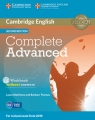 Complete Advanced Workbook without Answers with Audio CD Matthews Laura, Thomas Barbara