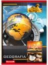 Zeszyt tematyczny Dan-Mark A5/60 geografia laminowany