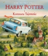 Harry Potter i komnata tajemnic ilustrowana