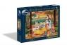 Puzzle 500 High Quality Collection Disney Daisy i Kaczor Donald w Paryżu  (30348)