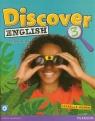 Discover English 3 Zeszyt ćwiczeń z płytą CD
