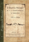 3 Drużyna harcerzy im. X. J. Poniatowskiego w Warszawie 1911-1936
