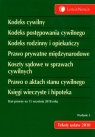 Kodeks cywilny Kodeks postępowania cywilnego Kodeks rodzinny i opiekuńczy
