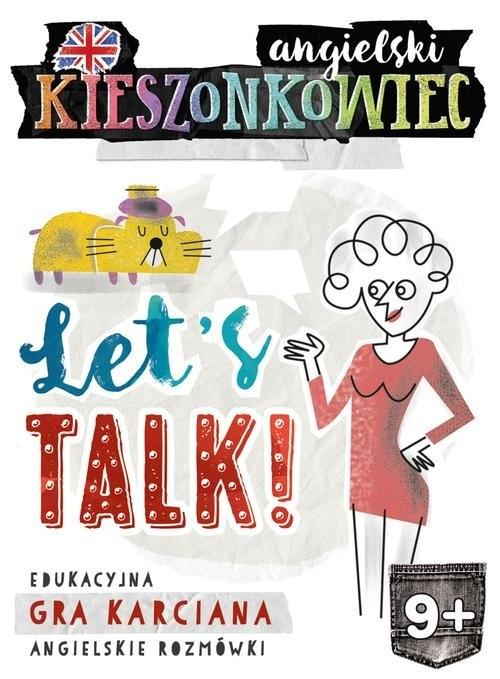 Kieszonkowiec angielski Let?s Talk (9+)