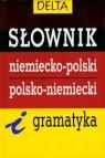 Słownik niemiecko-polski polsko-niemiecki i gramatyka