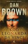 Kod Leonarda da Vinci (Wyd. 2013, miękka) Brown Dan