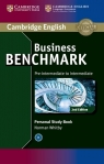 Business Benchmark Pre-intermediate to Intermediate Personal Study Book Whitby Norman