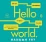 Hello world  (Audiobook)
