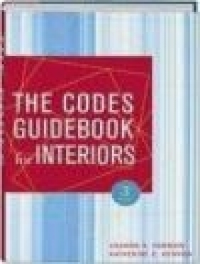 Codes Guidebook for Interiors: With Study Guide