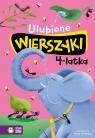 Ulubione wierszyki 4-latka Tuwim Julian, Konopnicka Maria, Bełza Władysław, Krasicki Ignacy,Jachowicz Stanisław,Fredro Aleksand