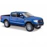Model kompozytowy Ford Ranger 2019 niebieski 1/27 (10131521/2)