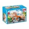 Playmobil City Life: Karetka ze światłem i dźwiękiem (70049)Wiek: 4+