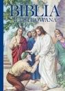 Biblia ilustrowana (niebieska) praca zbiorowa