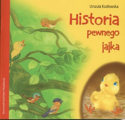 Historia pewnego jajka Kozłowska Urszula