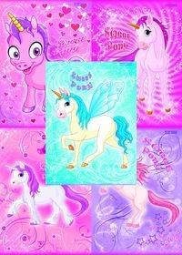 Zeszyt A5 Top-2000 w kratkę 16 kartek Sweet Pony mix