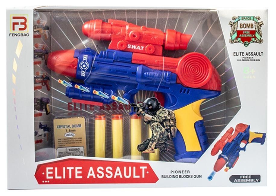 Pistolet na miękkie naboje (111490)