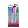 Zestaw 4 brokatowych długopisów - Frozen II