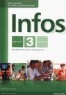 Język niemiecki. Infos 3. Podręcznik wieloletni + CD dla liceum i technikum