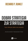 Dobra strategia zła strategia.