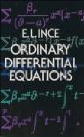 Ordinars Differential Equations