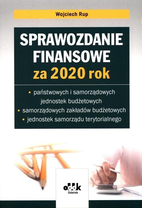 Sprawozdanie finansowe za 2020 rok Rup Wojciech