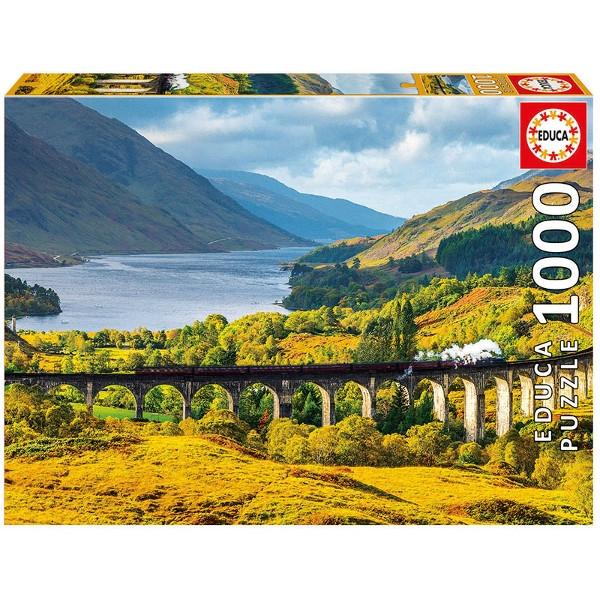 EDUCA 1000 EL. Glenfinnan Viaduct (16749)