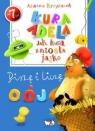 Kura Adela Jak kura zniosła jajko - piszę i liczę  Krzyżanek Joanna