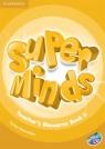 Super Minds 5 Teacher's Resource Book + cd Holcombe Garan