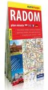 Radom 1:20 000 plan miasta