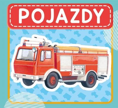 Pojazdy Wydawnictwo Skrzat