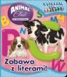 Animal Club: Wyzwania dla malucha - Zabawa z literami