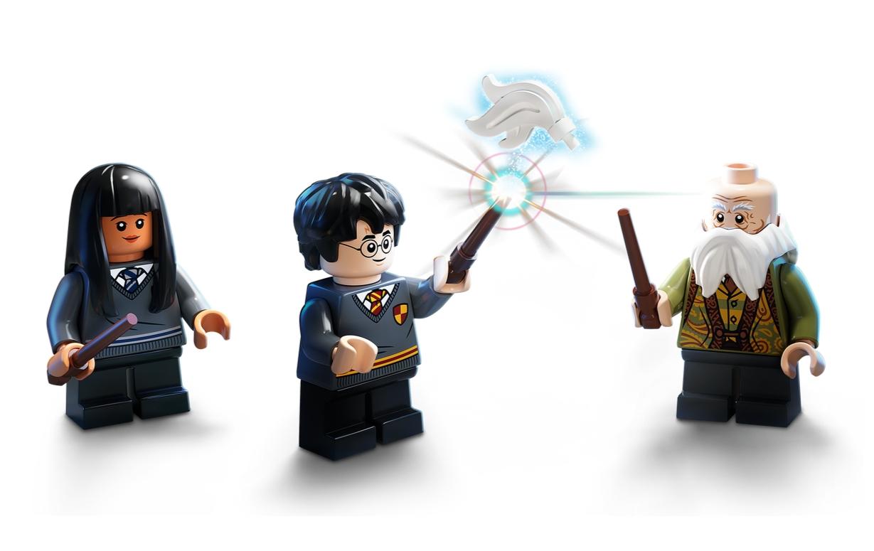 Lego Harry Potter: Chwile z Hogwartu™: zajęcia z zaklęć i uroków (76385)