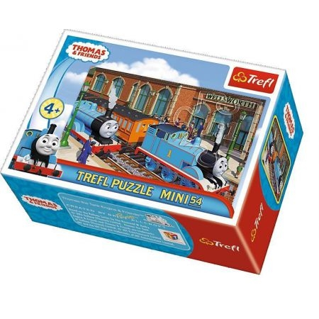 Puzzle 54 elementy mini Przygody Tomka 2 (19549)