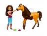 Mustang: Duch wolności. Przytulas przyjaźni - Lucky + Spirit (GXF67)