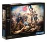Puzzle 1000: Museum Collection - Wolność przewodzi ludziom (39549)