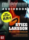 Millennium Trylogia Millennium (audiobook) Mężczyźni, którzy Larsson Stieg