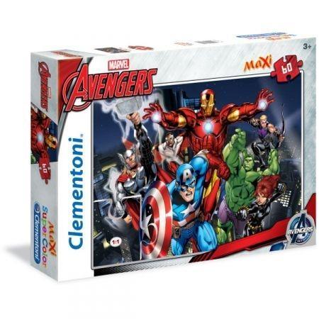 Puzzle Maxi Avengers 60 (26749)