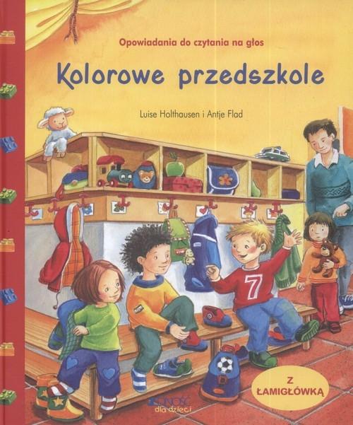 Kolorowe przedszkole Holthausen Luise, Flad Antje