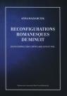 Reconfigurations romanesques de minuit Jean Echenoz, Éric Chevillard, Maziarczyk Anna