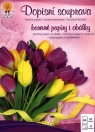 Papeteria LUX 5+10 kwiaty 5