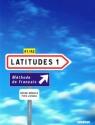 Latitudes 1 podręcznik z płytą CD Merieux Regine, Loiseau Yves