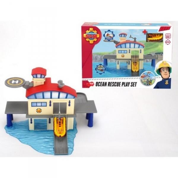 Strażak Sam Wodna Stacja ratunkowa (203099616038)