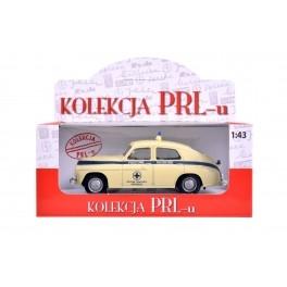 PRL Warszawa M20 Pogotowie ratunkowe