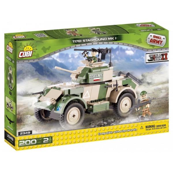 Cobi: Mała Armia WW2. Staghound MK 1 (T17E1) - 2349