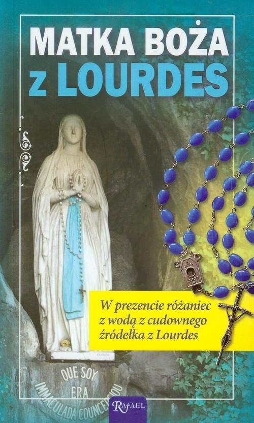 Matka Boża z Lourdes Balon Marek