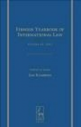 Finnish Yearbook of International Law v 22 2011