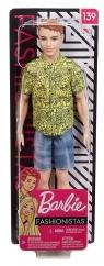 Barbie Fashionistas - Ken (GHW67) Wiek: 3+