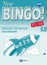 New Bingo! 1 Plus Nowa edycja Materiały ćwiczeniowe z płytą CD  Wieczorek Anna